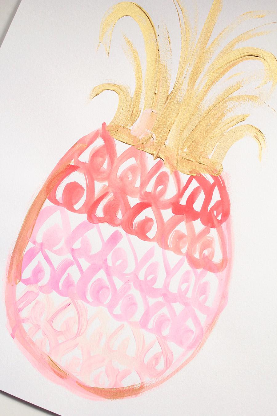 pineapplecloseup