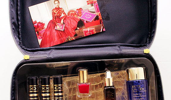 Estee Lauder Luxe Color Gift Set, a Wonderfully Luxurious Way to Make Someone Happy - ALLIE NYC