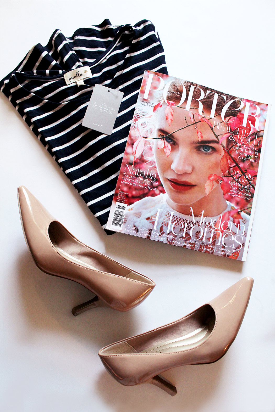 Porter-Magazine