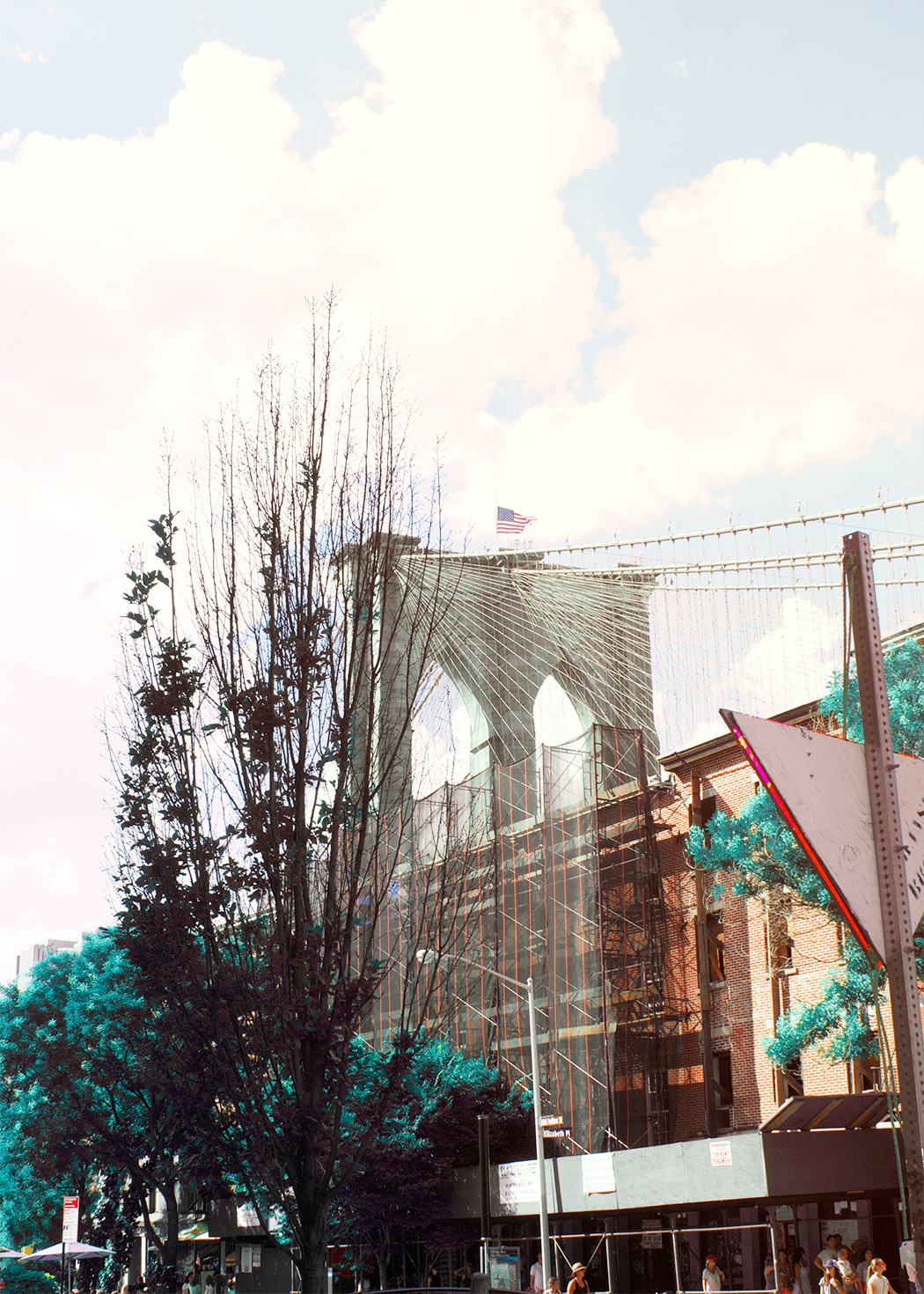 Dumbo-Bridge