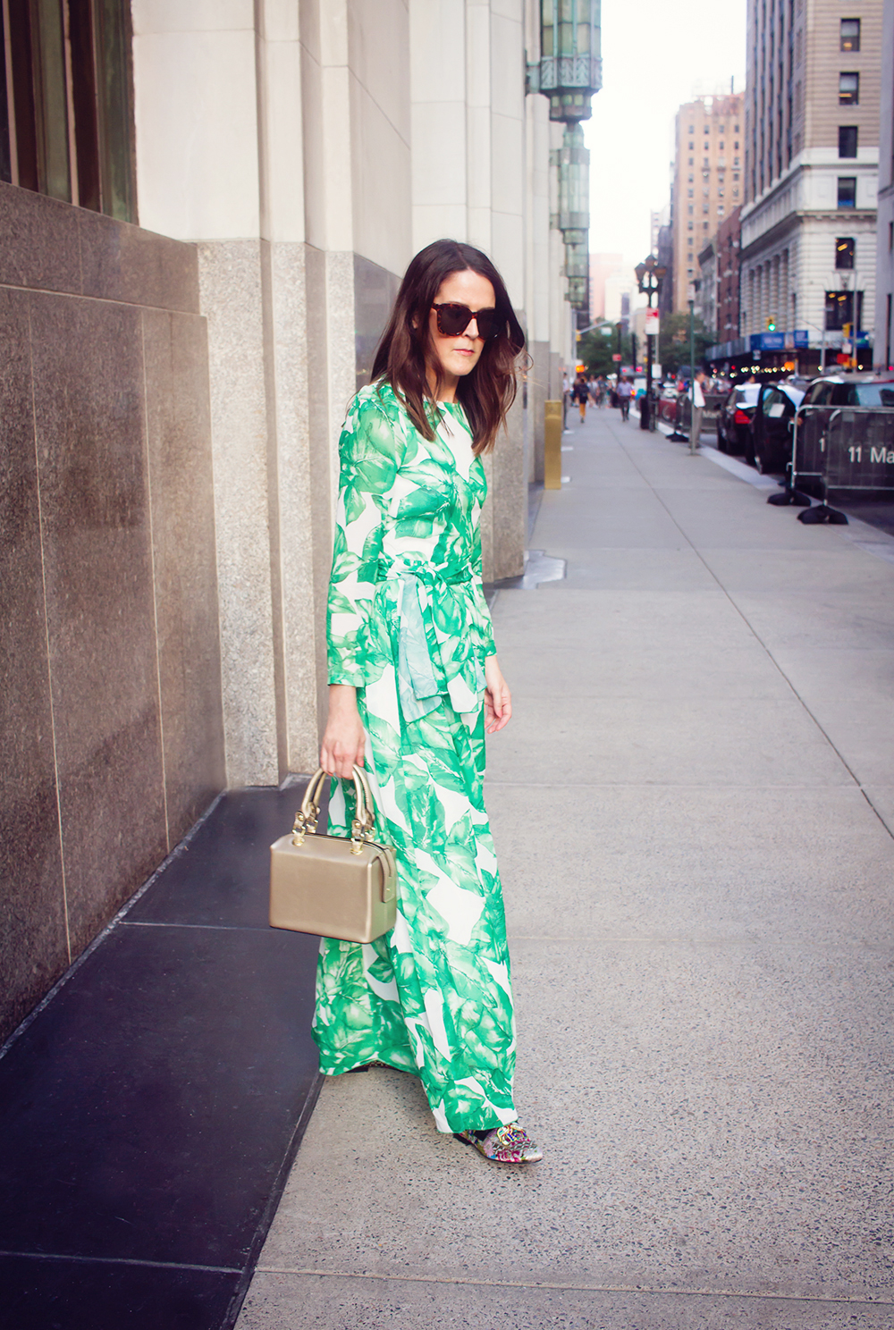 Shein-maxi-leaf-dress-